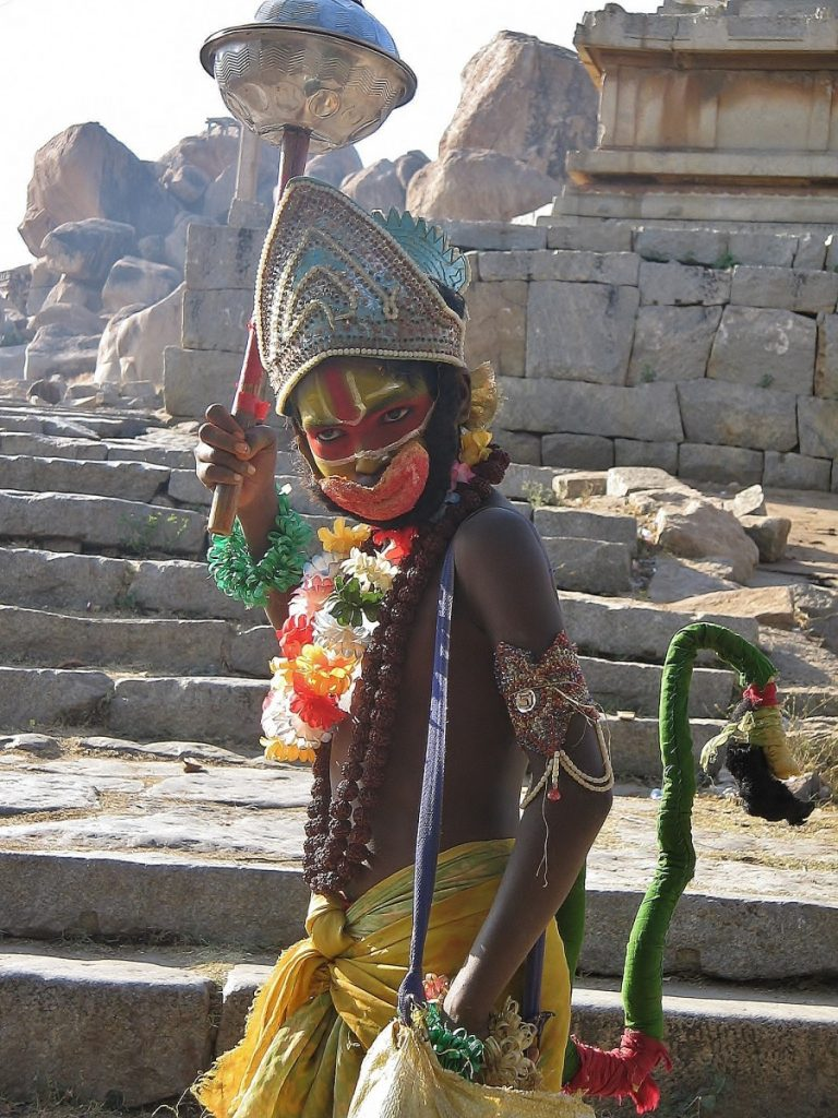 Hanuman.