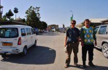 Tadżykistan - z kierowcą.