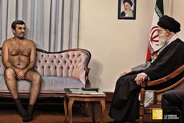 Mam nadzieję że moja podróż po Iranie odbędzie się bez takich przesłuchań