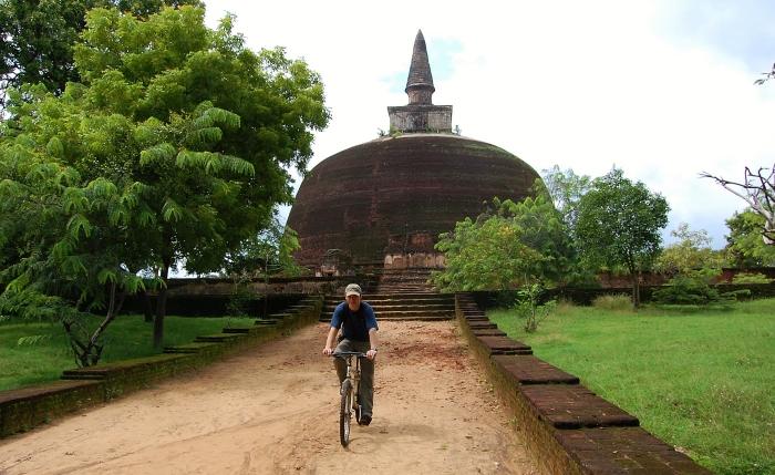 Antyczne miasto Anuradhapura. Sri Lanka.