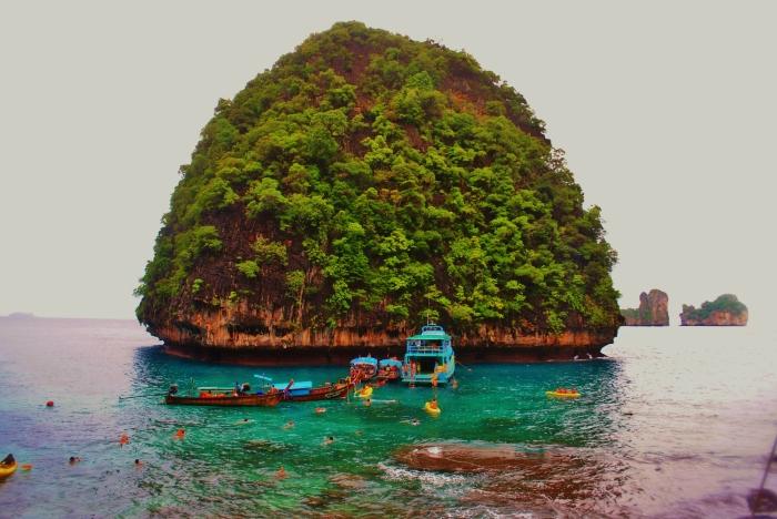 Tajlandia plaże.