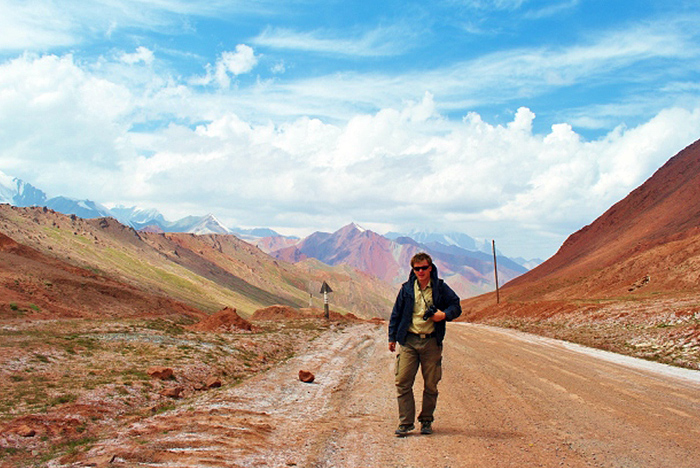 Tadżykistan - Trasa Pamirska.