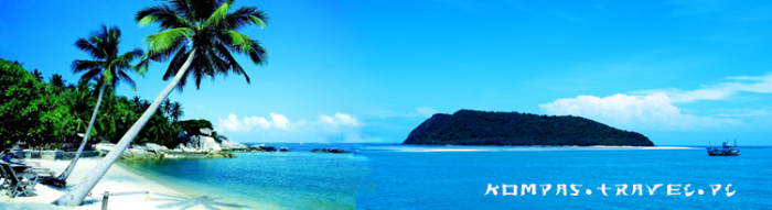 Plaża w Tajlandii.
