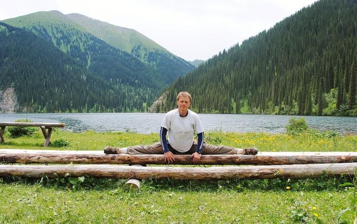Kazachstan - wyprawa do jezior Kolsay.