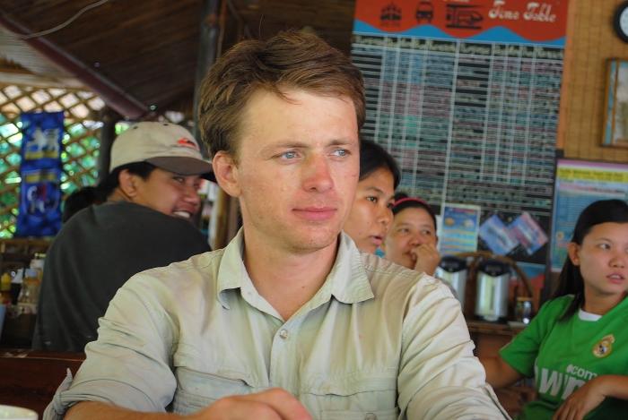Tajlandia - na wyspie Koh Tao.