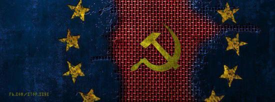 Czerwony morderca kryjący się za fałszywą flagą