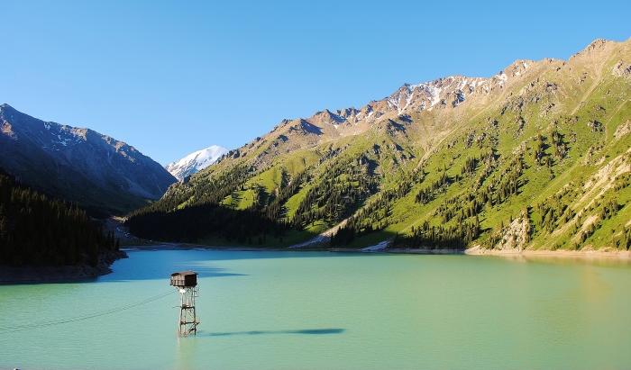 Wielkie Jezioro Almaty