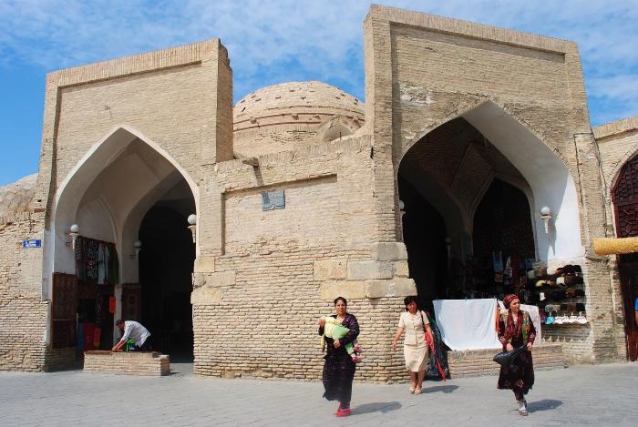 Uzbekistan - Bukhara.