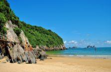 Wietnam - Zatoka Halong, wyspa Cat Ba; (Zatoka Tonkińska).