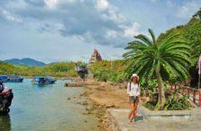 Wietnam - wycieczka na 4 wyspy z Nha Trang; (Morze Południowo - Chińskie).