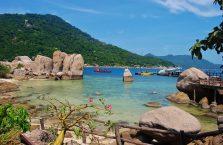Tajlandia - Koh Nang Yuan (Zatoka Tajska).