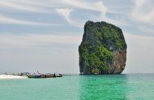 Tajlandia - wycieczka na 4 wyspy, (Morze Andamańskie).