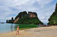 Tajlandia - wyspa Hong, (Morze Andamańskie).