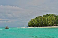 Tajlandia - wyspy Phi Phi, (Morze Andamańskie).