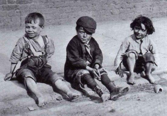 Dickensowskie dzieci