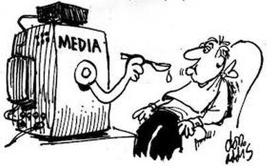 Media w Wielkiej Brytanii karmią na siłę kulturowym marksizmem.