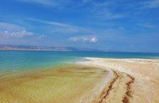 Jordania - Morze Martwe.