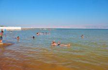 Izrael - Morze Martwe.