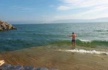 Izrael - Jezioro Galilejskie.
