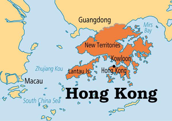 hong kong chiny