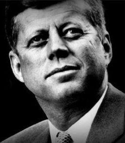 Prezydent John F. Kennedy