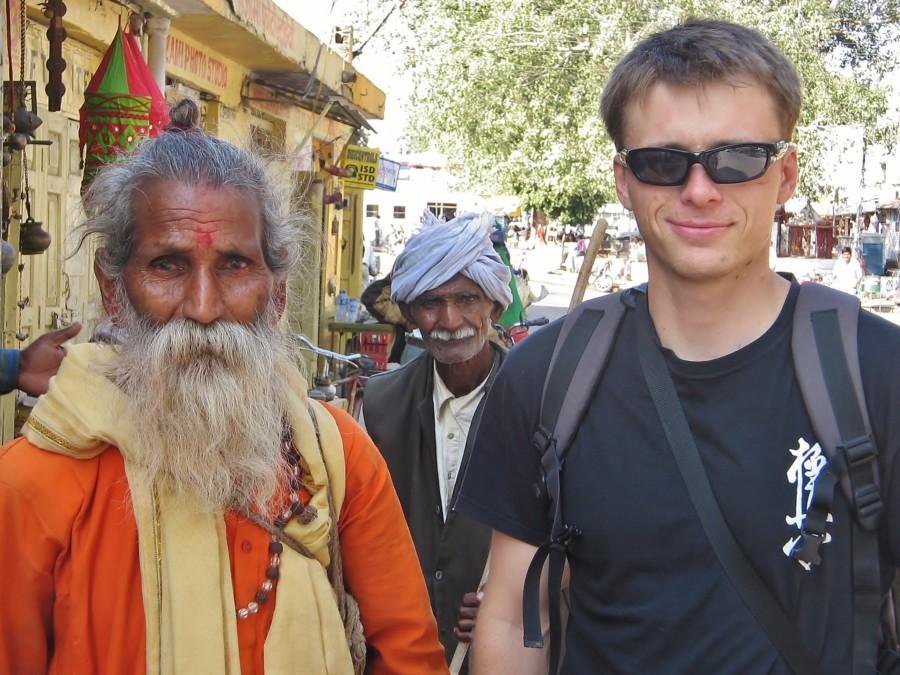 Indie - podróże