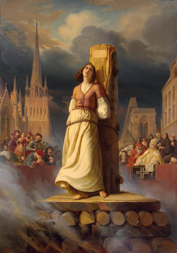 Święta Joanna d' Arc