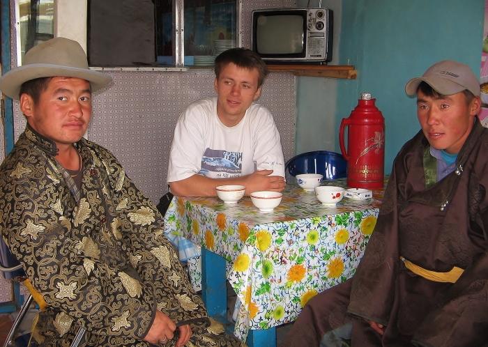 Mongołowie.