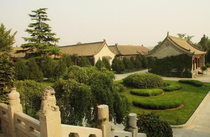 Pagoda w Xi'An.