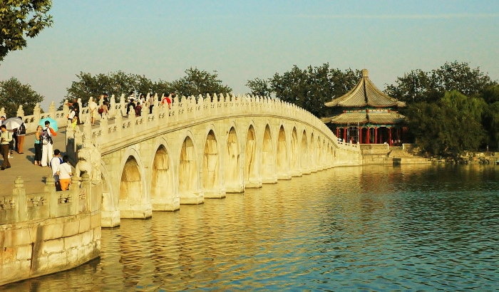Pałac Letni Pekin.