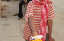 Indie - chłopiec.