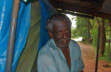 Sri Lanka - sprzedawca lodów.