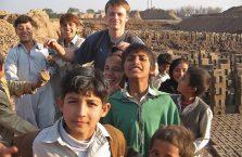 Pakistan - w obozie uchodźców afgańskich.
