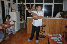 Azerbejdżan - gitarzysta.
