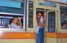 Birma - pasażer.