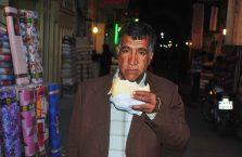 Iran - głodny.