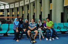 Brunei - z Brunejczykami.