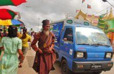 Birma - model tego dnia.