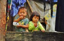 Wietnam - dzieci.