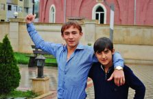 Azerbejdżan - chłopcy.