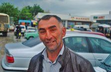 Azerbejdżan - kierowca taksówki.