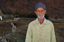 Iran - wesoły dziadek.