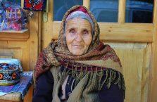 Azerbejdżan - babcia.