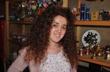 Azerbejdżan - młoda kobieta.