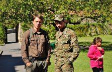 Górski Karabach - z żółnierzem.
