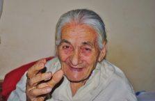Armenia - lepsze ujęcie babci.