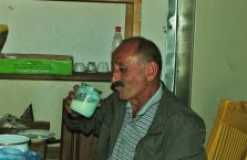 Górski Karabach - w tym mleku chyba była wódka.