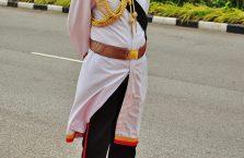 Singapur - elegancki turban.