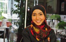 Malezja - młoda kobieta.