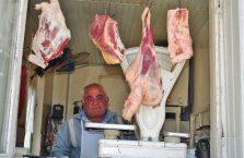 Górski Karabach - Pan w mięsnym.